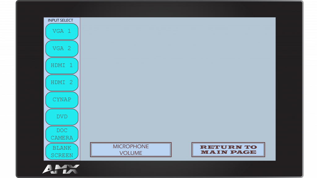 AMX Style 14 Sub Screen 4