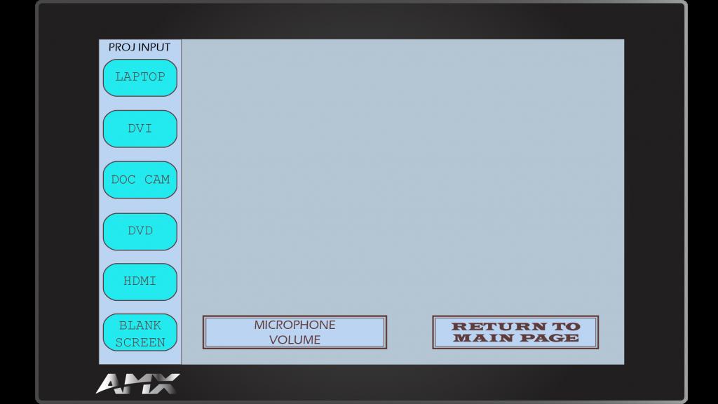 AMX Style 36 Sub Screen 2