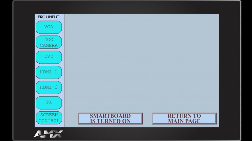 AMX Style 39 Sub Screen 2