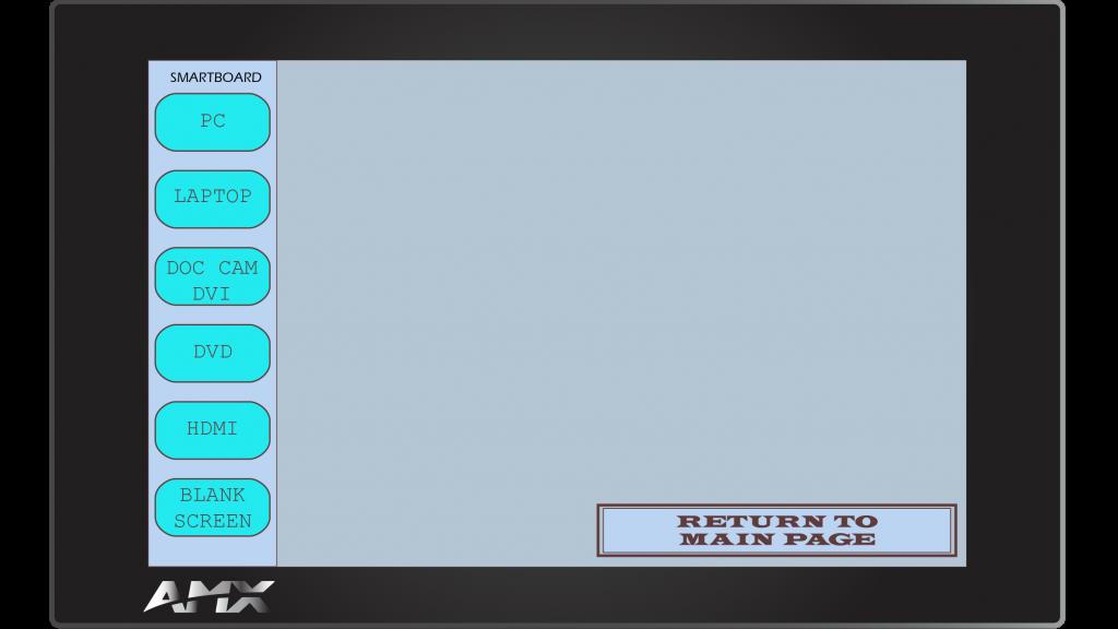 AMX Style 6 Sub Screen 3