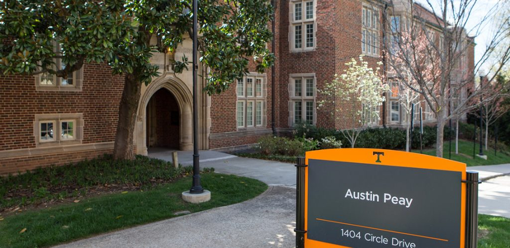 Austin Peay Building
