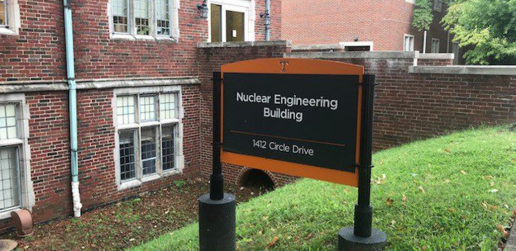 Nuclear Engineering Building